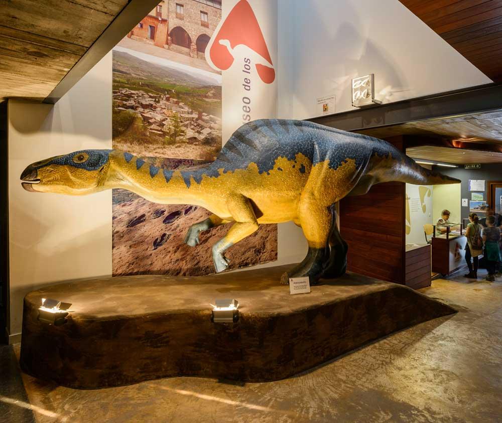 museo dinosaurios aren