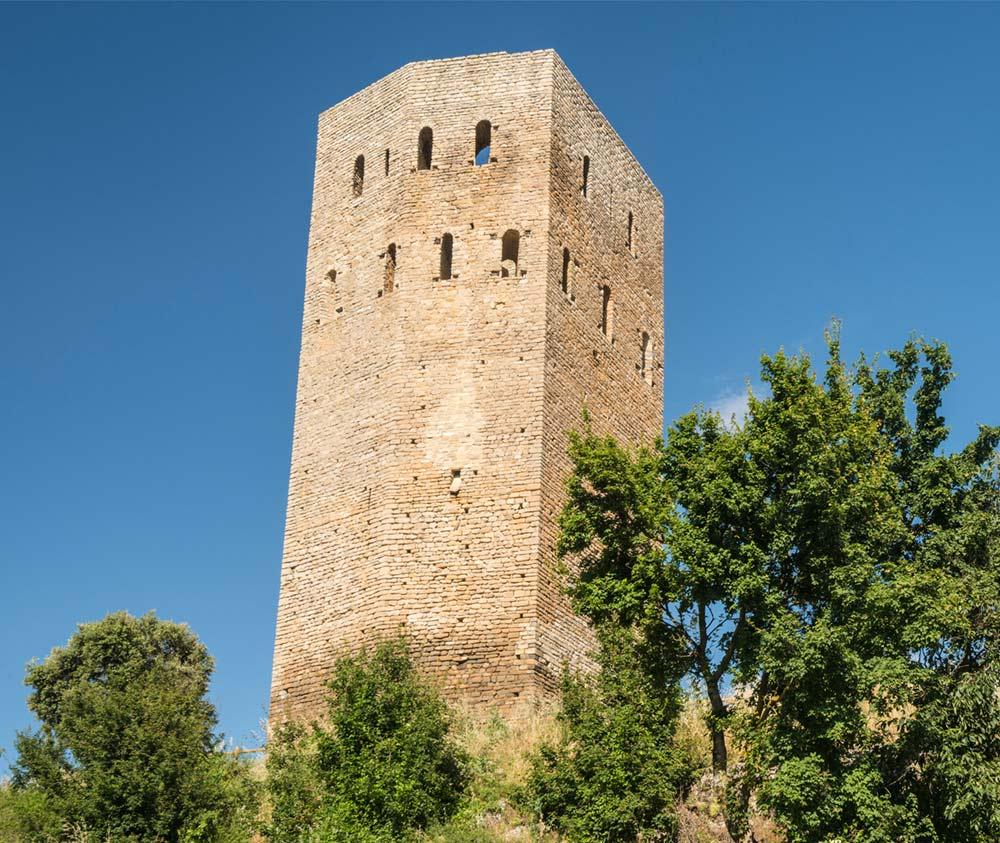 castillo montsec