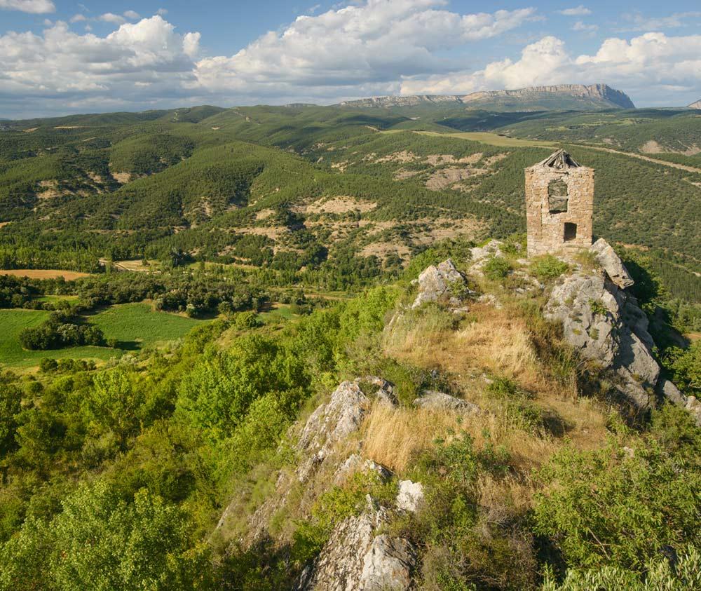 vistas castillo