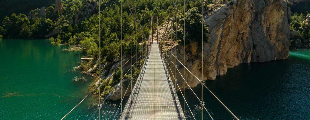 puente montsec