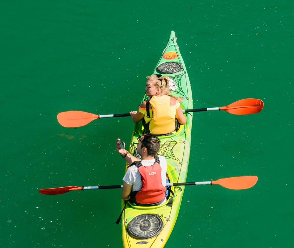 kayak por montrebei