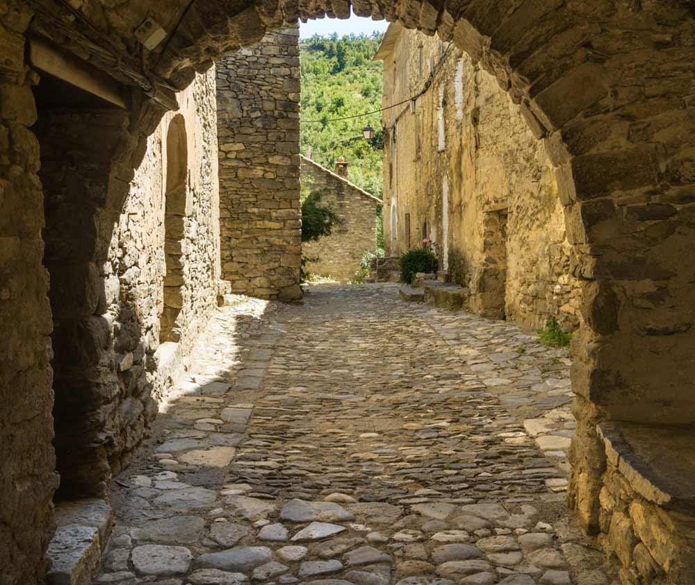 calles de Montañana