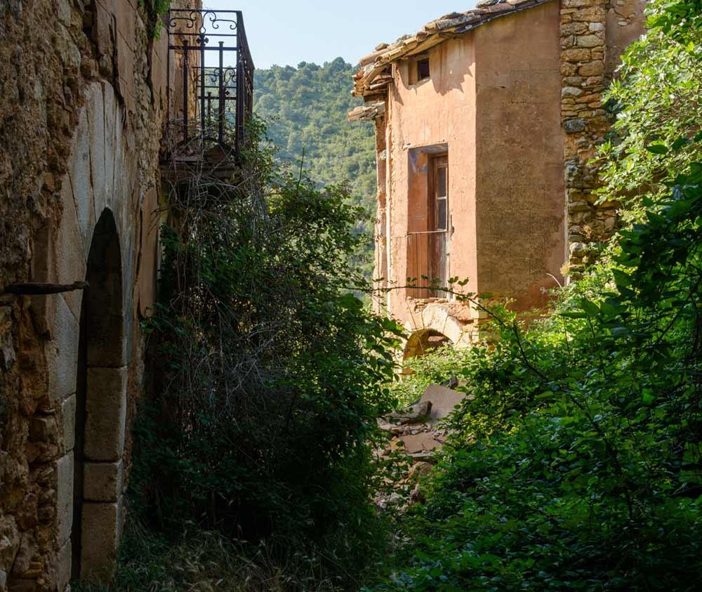 pueblos abandonados españa