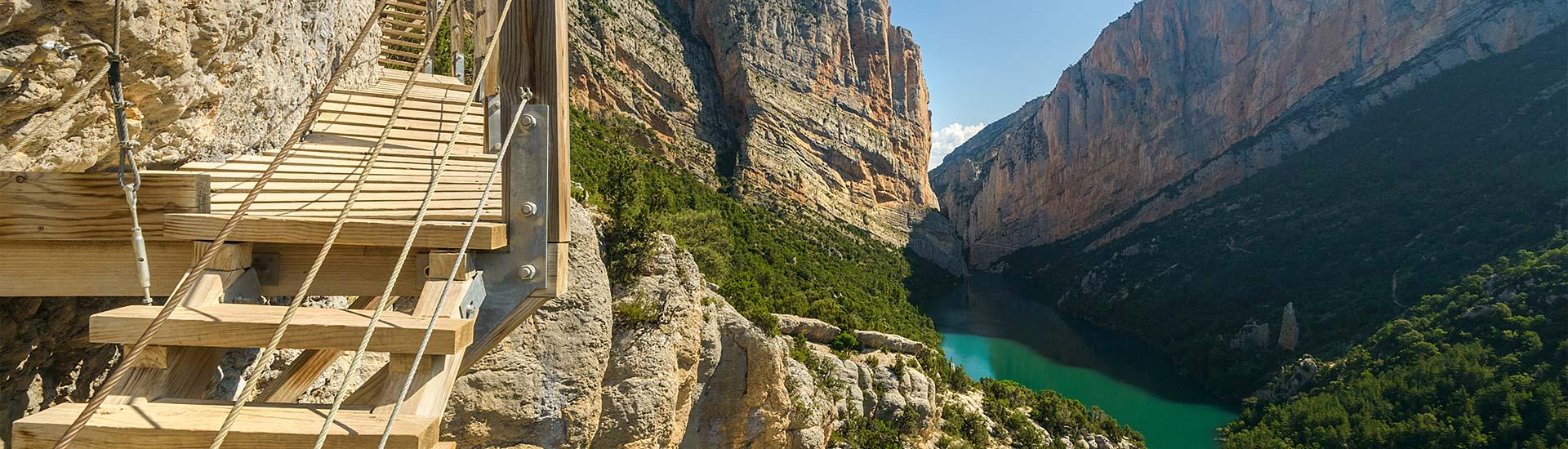 turismo activo montsec