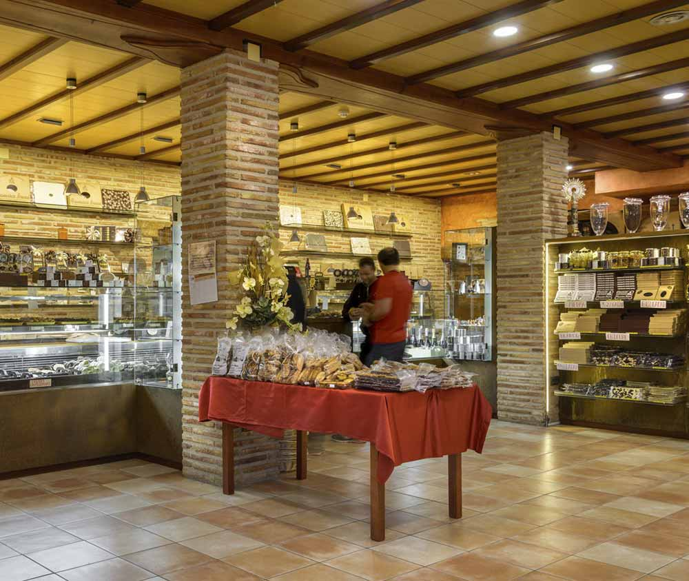 chocolateria bresco benabarre
