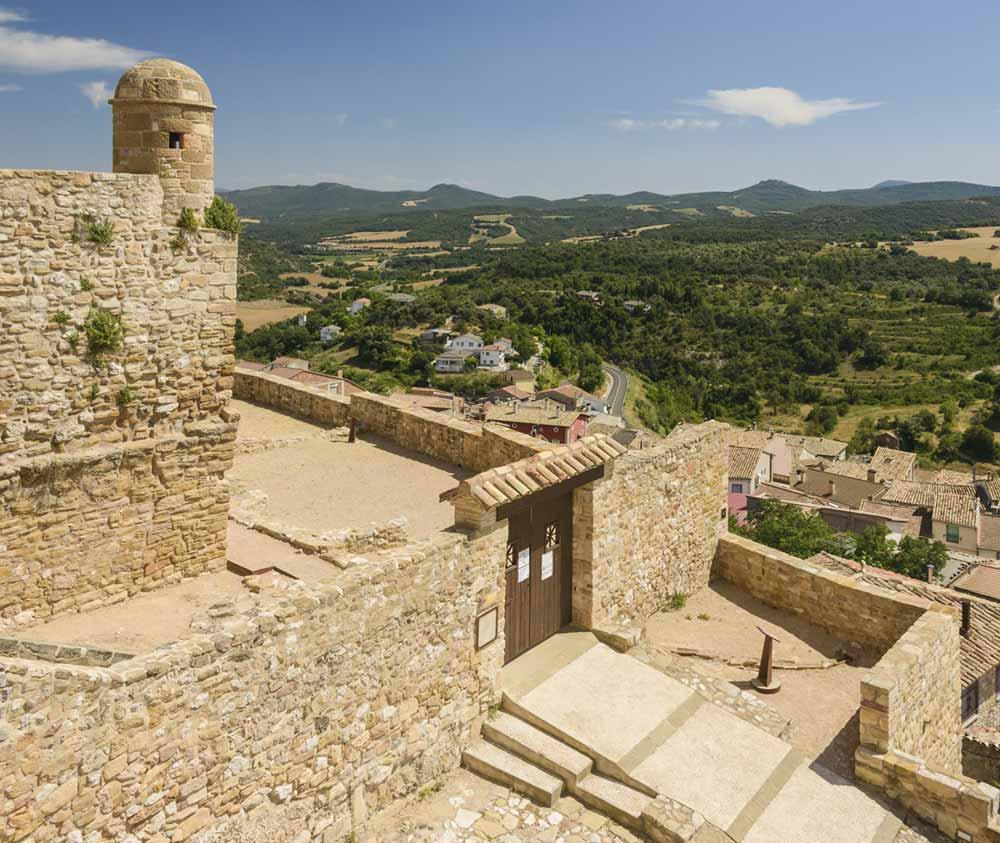 Benabarre Aragón
