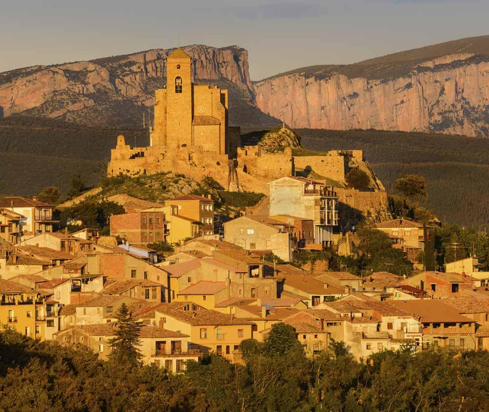 Benabarre Huesca