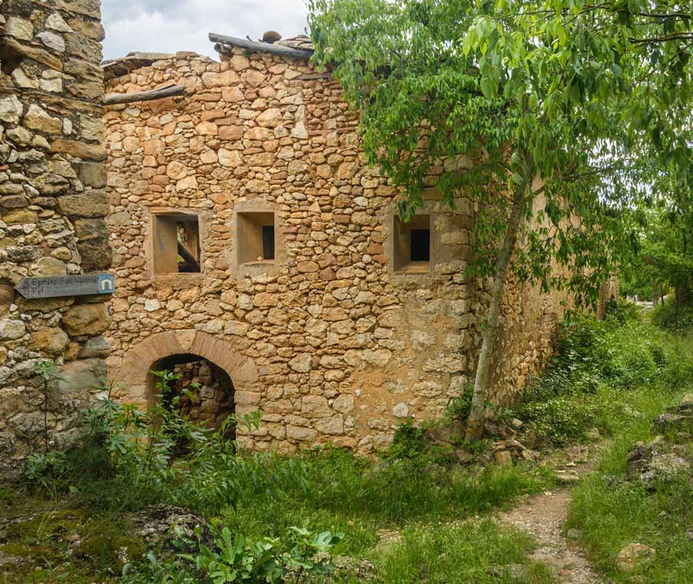 pueblo de finestres