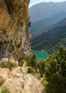 rutas geologia montsec