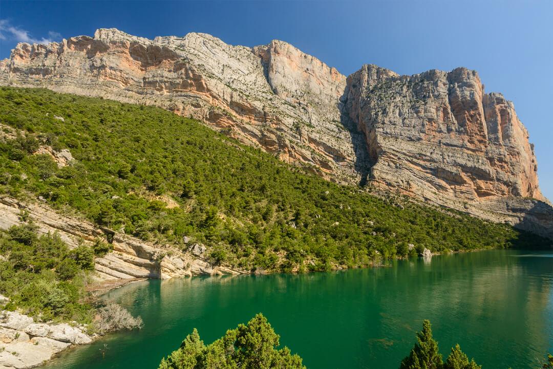 rutas geologicas montsec aragon