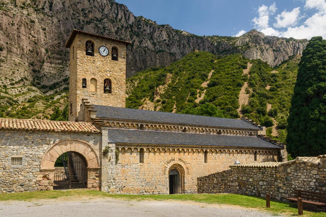 monasterio de alaon